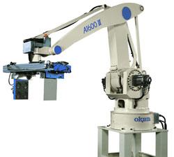 Robot Okura A1600III